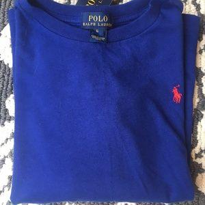 Polo Ralph Lauren Boys Long Sleeve Shirt NWT
